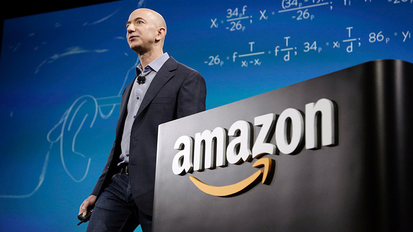 Amazon seems to be the most fast-growing company in the number of employees
